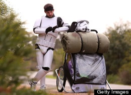 #Hero > Jacob French Wears Storm Trooper Outfit, Walks 3,000 Miles Across Australia For Charity