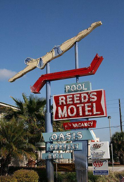 Reeds Motel: Avon Park, FL @Vonda Henthorne