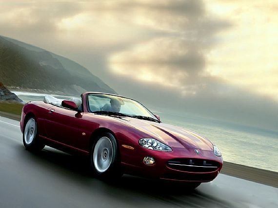 A Jaguar XK8 Convertible, a possible alternative 'everyday' car to the Aston Martin DB9. This is going to take some thought. Luckily I have a bit of time.