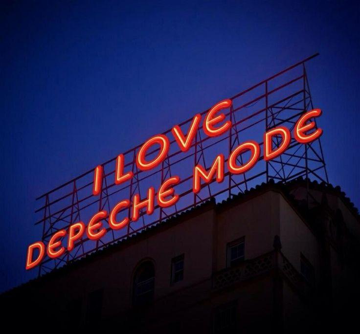 I Love Depeche Mode pinterest : @portraitdeyeol™☽