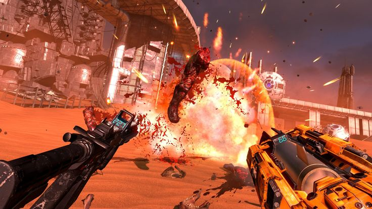 Devolver Digital a annoncé la disponibilité de l'accès anticipé de Serious Sam VR : The Last Hope sur Steam. Pour l'occasion, l'éditeur a diffusé un nouveau trailer bourré d'action pour ce FPS frénétique destiné aux possesseurs de casques de réalité virtuelle.