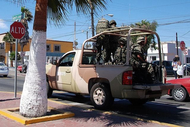 mexican armed forces | MEXICAN ARMED FORCES (FURZA ARMADA DE MEXICO) | Flickr - Photo Sharing ...