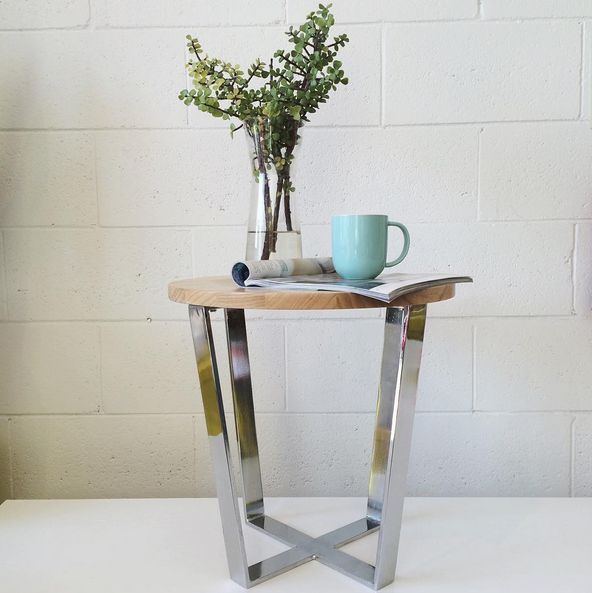 Downtown Side Table $175