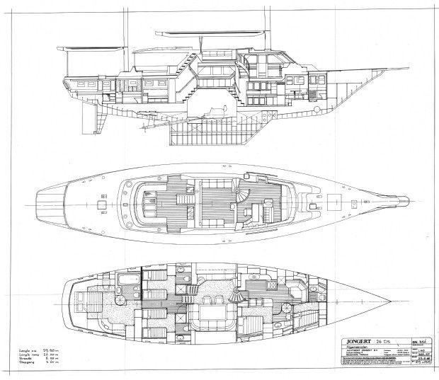 LA PERLA- 98 Yongert Sailing Yacht for Sale | All Ocean Sailing Yachts