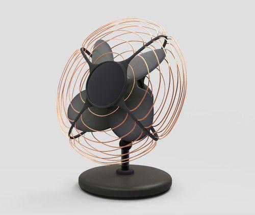 ideas-about-nothing:  minimalist Fan