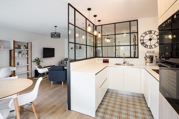 Объединение кухни-столовой-гостиной