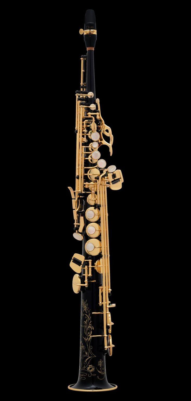 Selmer Paris Series II Black Lacquer Soprano Saxophone