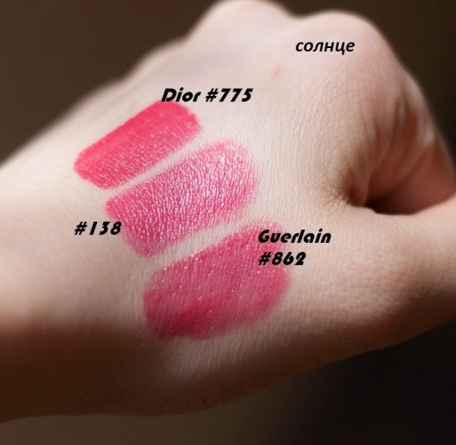 Ко мне постучалась весна: Chanel Rouge Allure Luminous Intense Lip Colour #136 Melodieuse, #138 Fougueuse отзывы — Отзывы о косметике — Косметиста