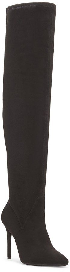 Jessica Simpson Loring Stretch Microsuede Over the Knee Boots