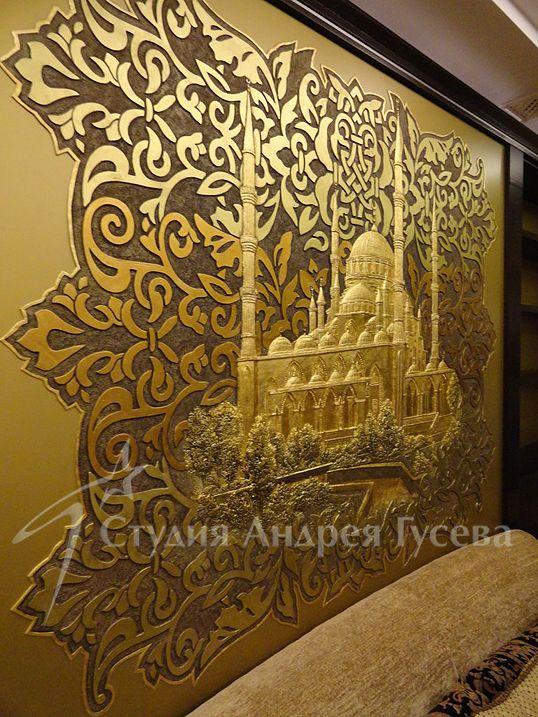Best 10 decorative plaster ideas on pinterest for Plaster wall art