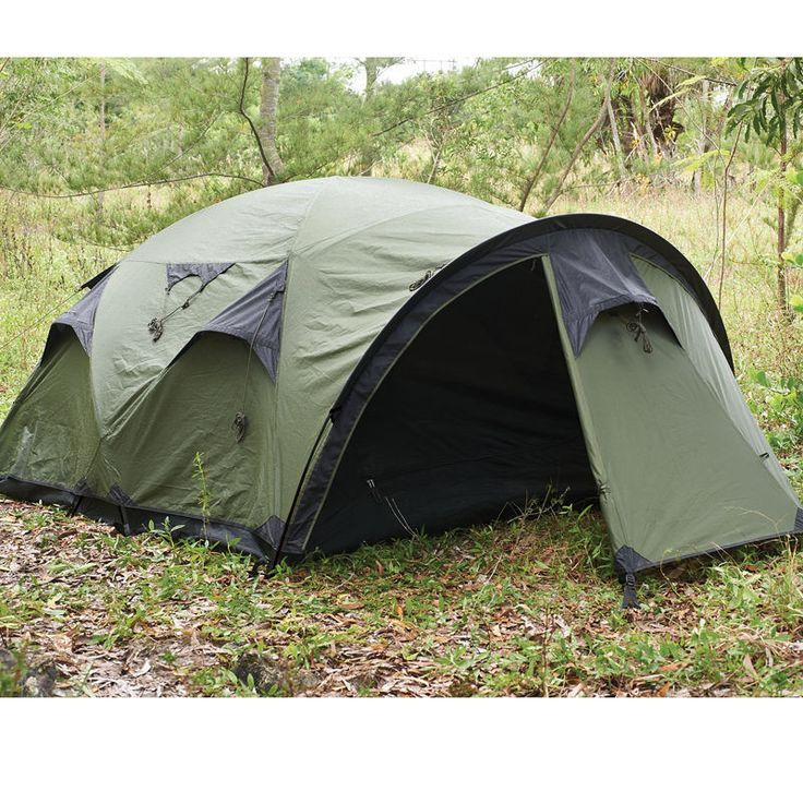 Snugpak The Cave 4 Person Four Season Military Tent Olive  sc 1 st  Pinterest : four season family tent - memphite.com