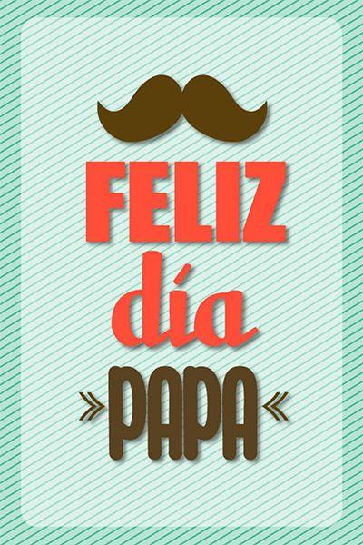 Descarga gratis de tarjeta dia del padre