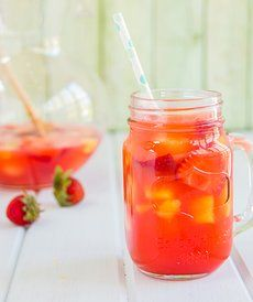 Venezuelan Tizana: This refreshing and tasty summer drink full of fruit is a crowd pleaser