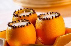 Den klassiska nejlike-apelsinen tagen till en ny nivå! Stämningsfullt julpyssel med apelsin och nejlikor.
