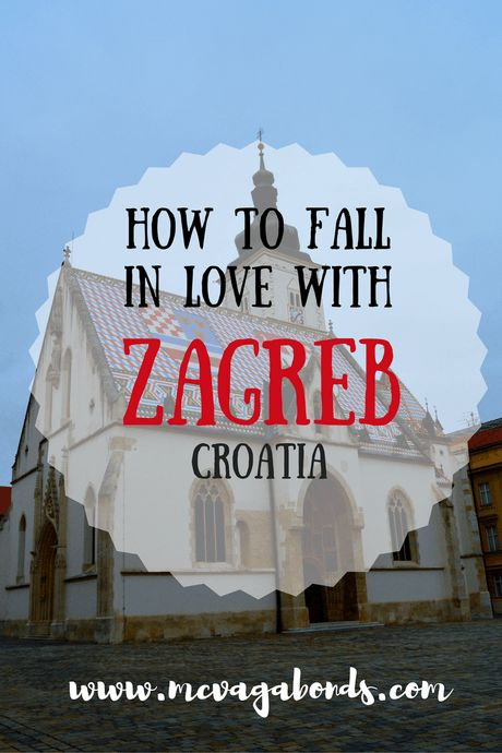 How to fall in love with Zagreb in 13 easy steps! The capital city of Croatia has everything you might want in a destination - fascinating history, a bit of mystery, good food and friendly people!