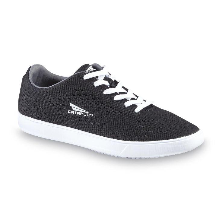 CATAPULT Women's Rosa Black/Gray Athletic Shoe