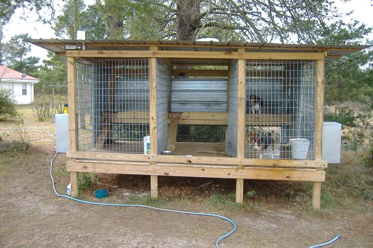 Above Ground Dog Kennel Dogs Pinterest See More