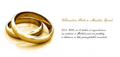 Svatební oznámení 54