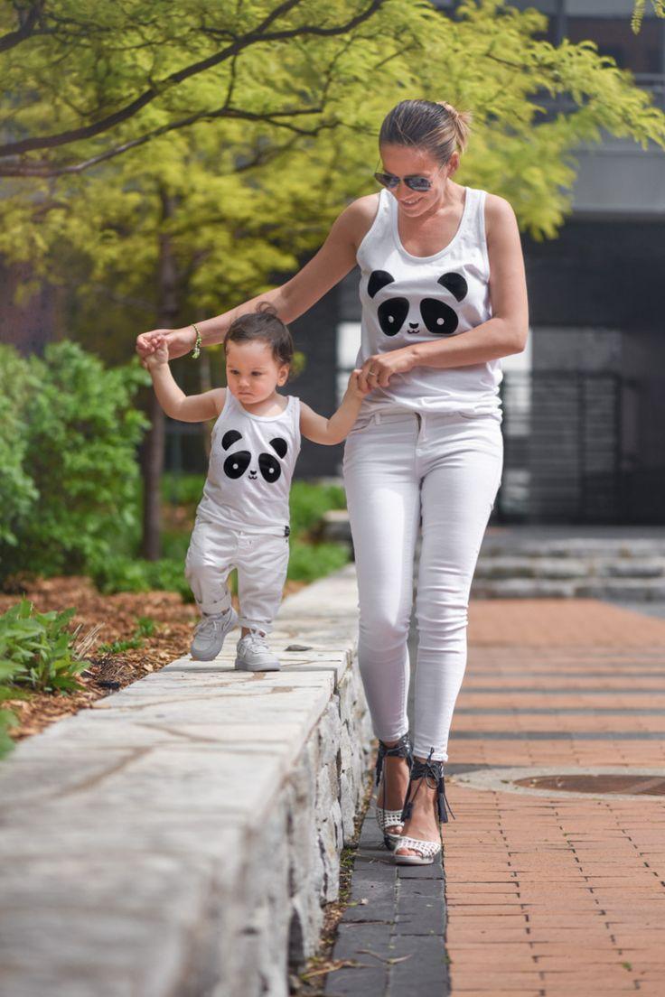 Whistle & Flute Twinning pandas www.whistleandfluteclothing.com