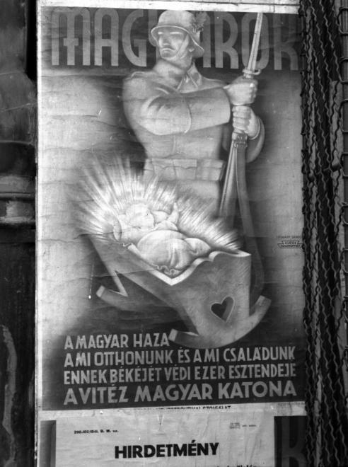 1941 Budpest  Lissák/fortepan.hu