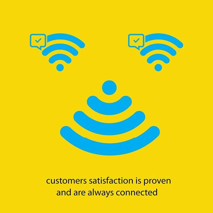 #customer #satisfaction selalu terjamin dengan #wificonnect