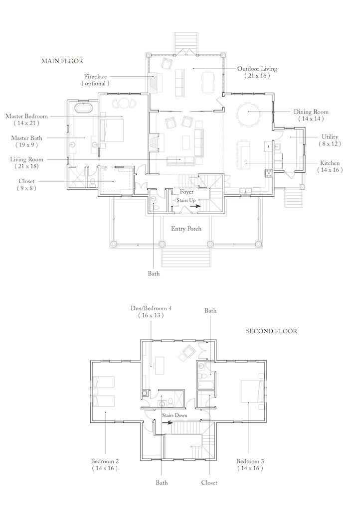 4163 Best Florida Images On Pinterest House Floor Plans
