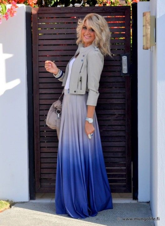 next mission-find an ombre maxi skirt...or DIY?! :)