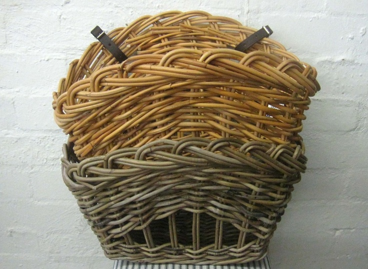 Image of Bike baskets! Available in 2 styles