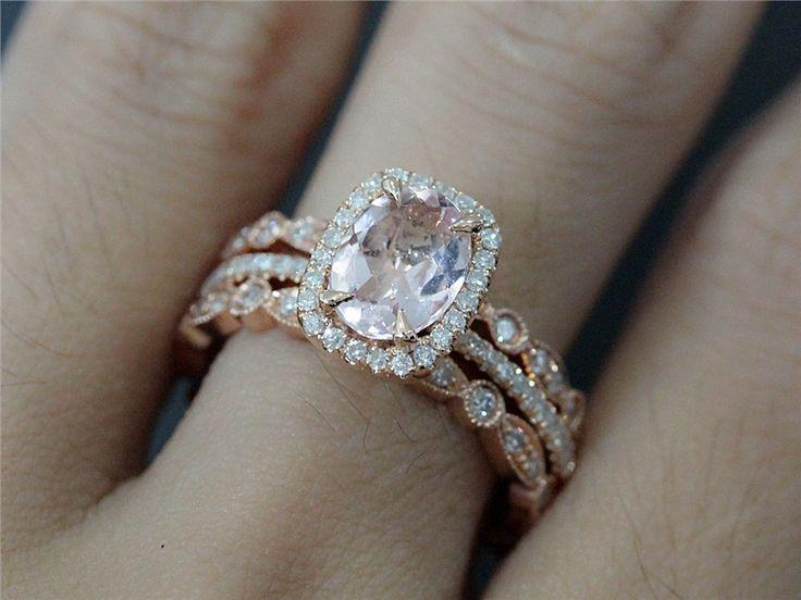 Best morganite rings images morganite ring rose