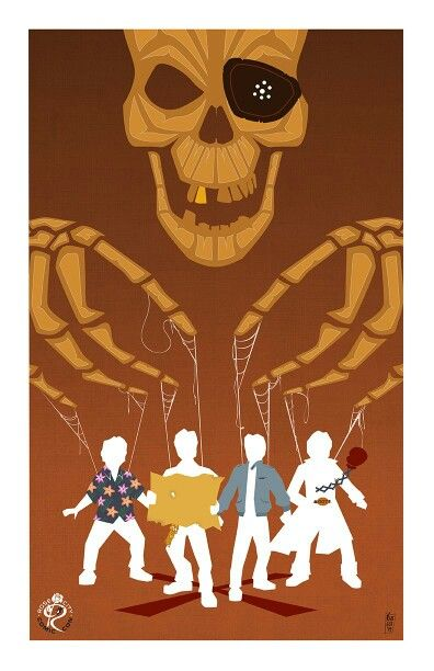 #Goonies poster