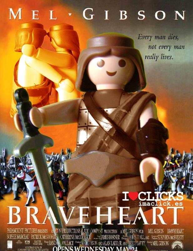 Braveheart ... de los clics