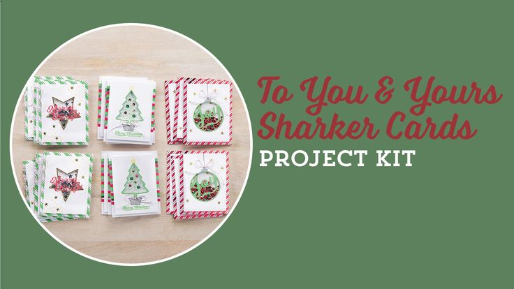 To You & Yours Shaker Cards Project Kit by Stampin' Up!  This kit will be available September 1, 2015.  To purchase, go to http://kmaurer.stampinup.net