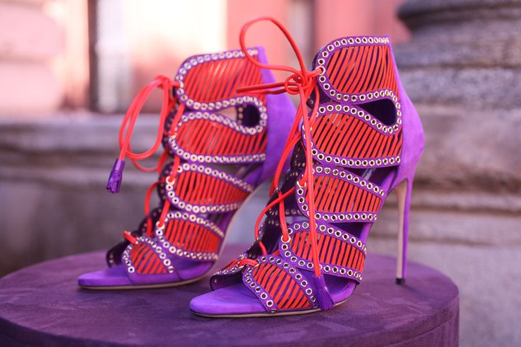First Look: Brian Atwood Spring 2016 Shoe Collection