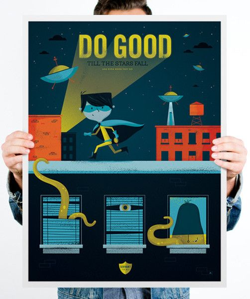 The Do Gooder