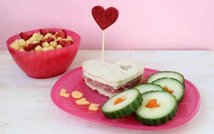kix valentine's bento lunch
