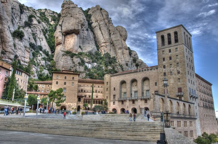 Visit Montserrat - Travel tips for Barcelona, Spain: http://www.ytravelblog.com/things-to-do-in-barcelona/