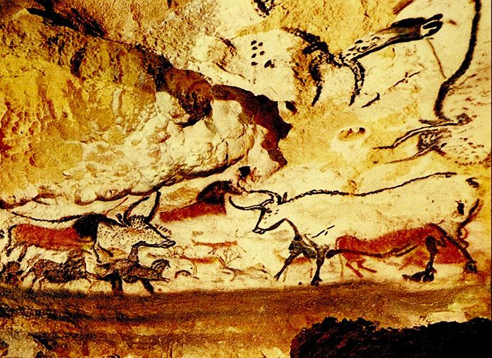 Dating the Lascaux Cave Gour Formation