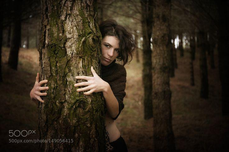 Abbraccio del bosco ...respiro del mondo by dugheroromina. @go4fotos
