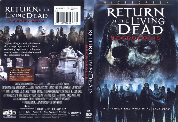 Return Of The Living Dead 4 Necropolis 2005 Zombie