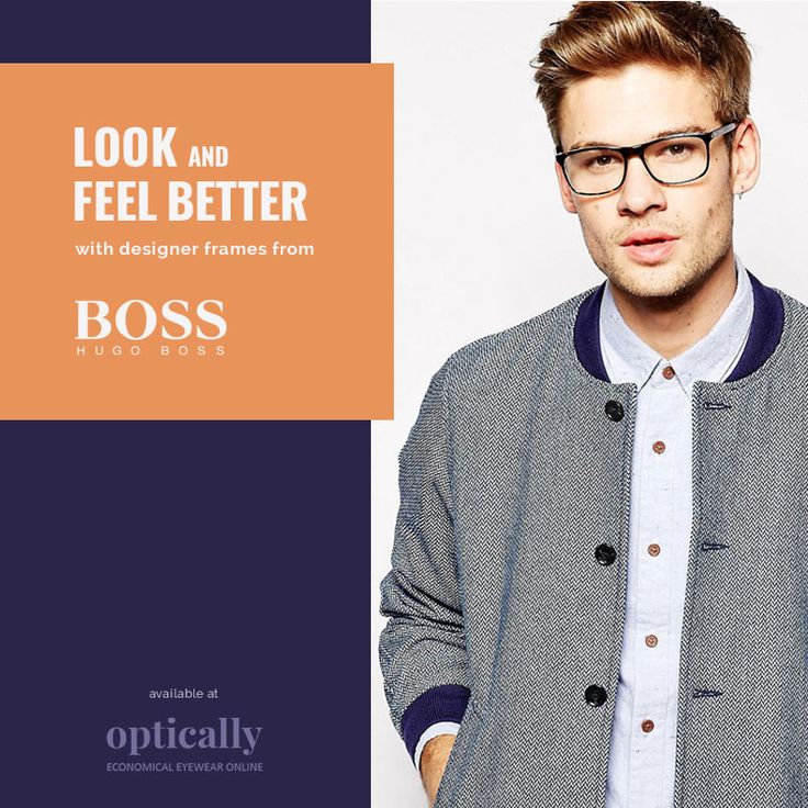 #HugoBoss #Eyeglasses in #Australia @ Optically https://goo.gl/jXq3mG