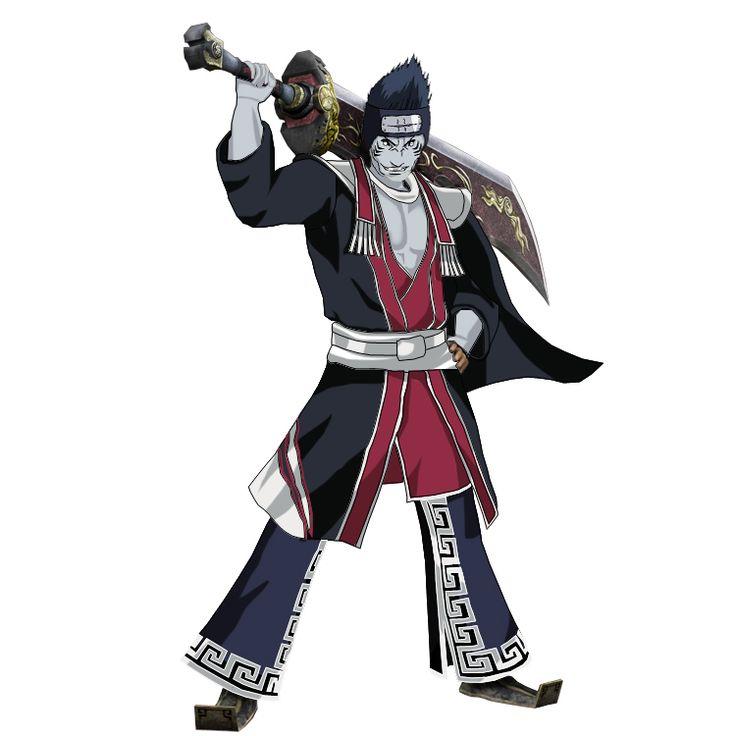 Kisame new custom by rendyljoex naruto shippuden