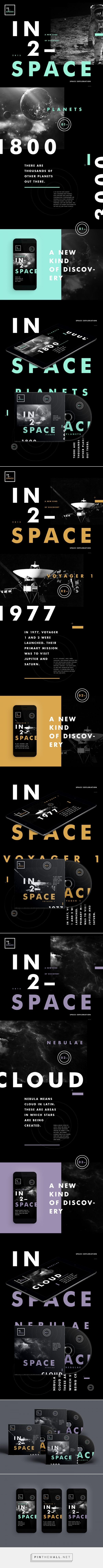 IN2–SPACE on Behance