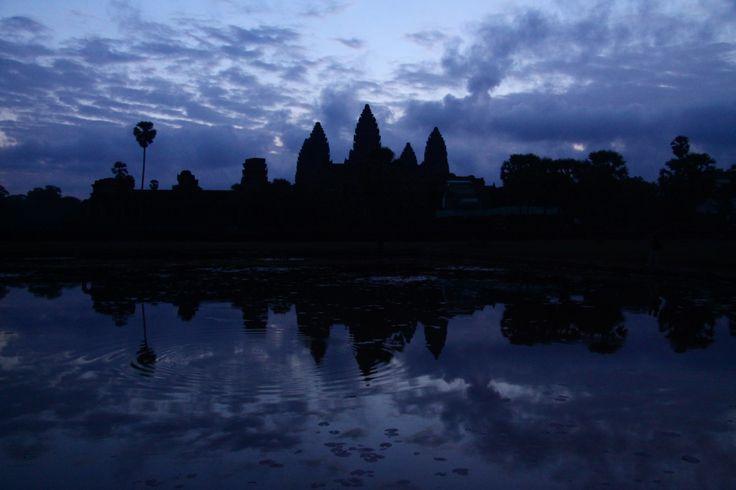Angkor Vat, Cambodia  Anais L Photographie