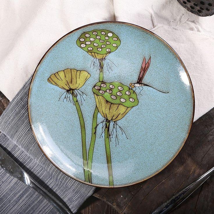 Keramik bemalen 40 DIY Ideen - DIY - ZENIDEEN Keramik