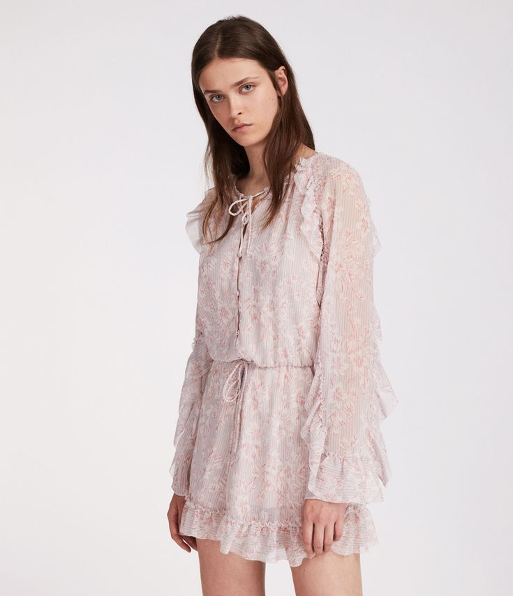 Allsaints Pink Dresses For Women For Sale