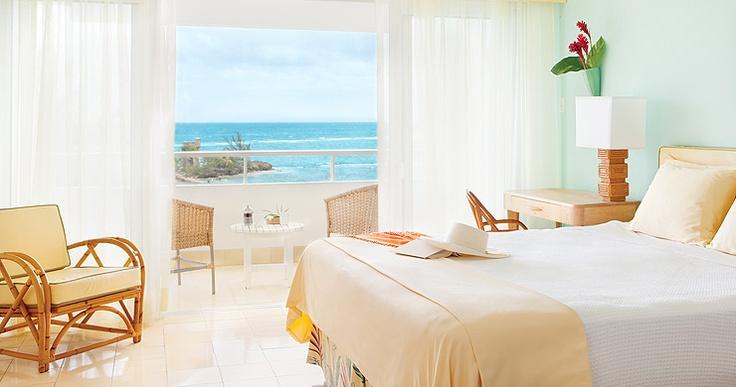 Premier Ocean Room at Couples Tower Isle in Jamaica