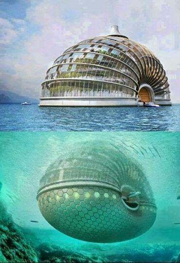 Ark Hotel in China. Amazing!!