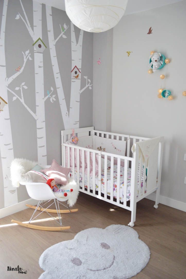 Como decorar habitacion bebe cmo decorar infantiles - Ideas para decorar habitacion ...