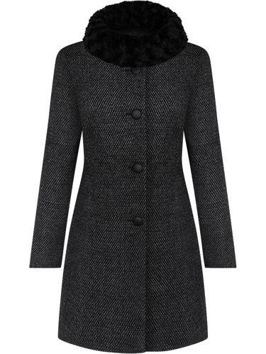 tanie wełniane płaszcze