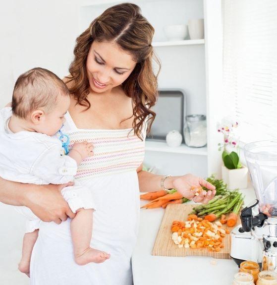 Nutricion embarazo y lactancia